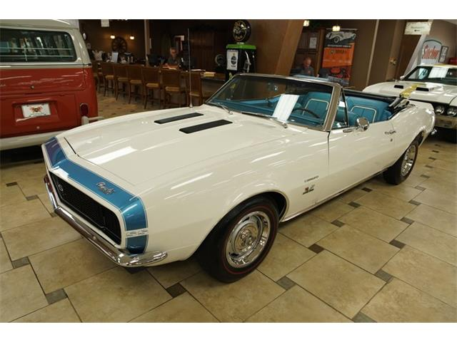 Picture of 1967 Chevrolet Camaro located in Florida - PIGY