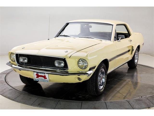 Picture of '68 Mustang - PKTG
