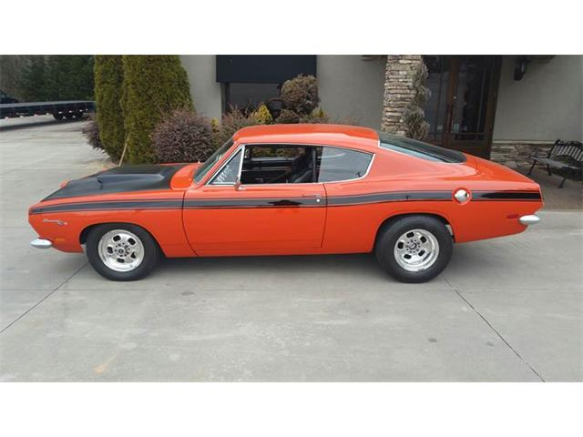 Picture of 1969 Barracuda located in North Carolina - PI8I