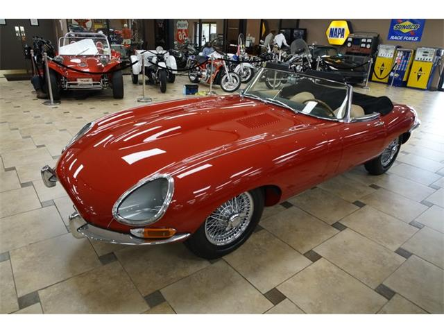 Picture of Classic 1963 Jaguar XKE located in Venice Florida Auction Vehicle Offered by  - PIH0