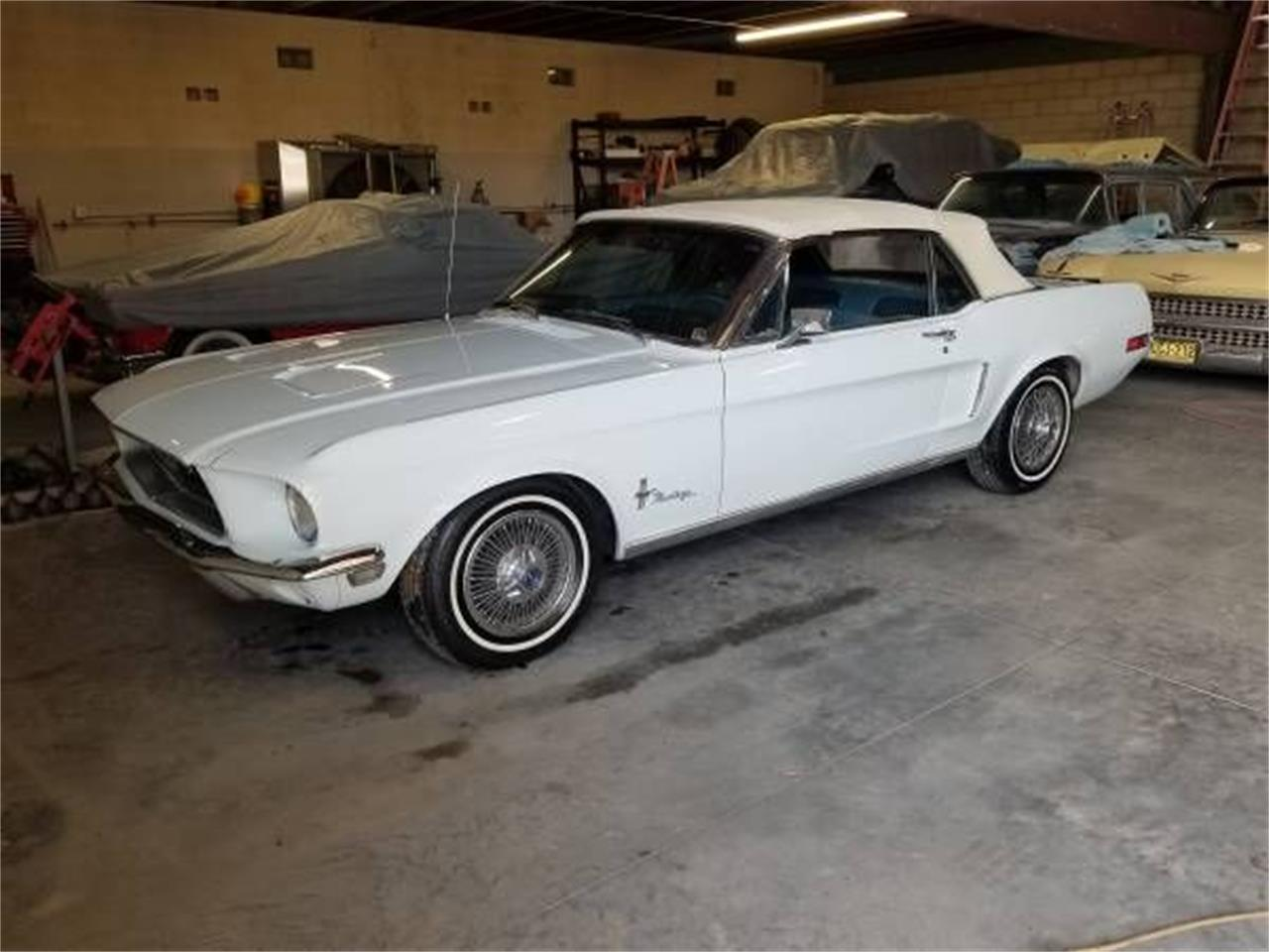 For sale 1968 ford mustang in cadillac michigan