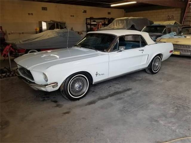 1968 Ford Mustang For Sale On ClassicCars