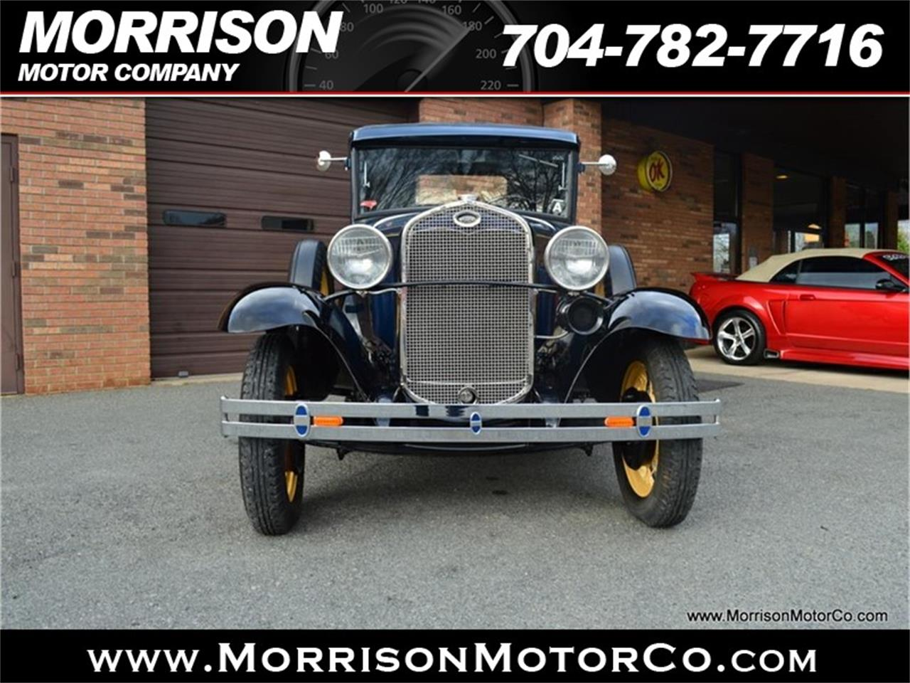 Large Picture of '31 Model A - PIH1