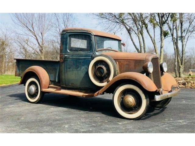 Picture of '35 Pickup - PKUM