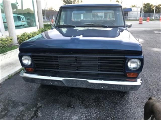 Picture of '69 Ford Pickup located in Florida - $12,500.00 Offered by  - PKV5