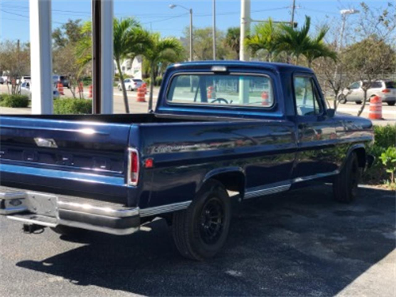 Large Picture of 1969 Ford Pickup - PKV5
