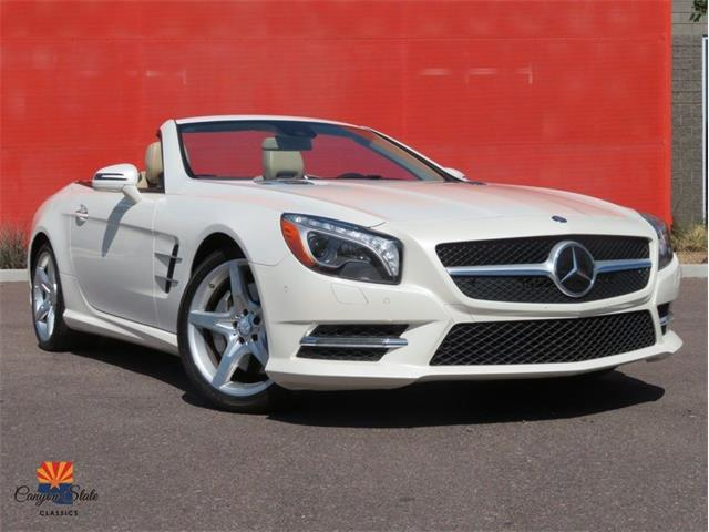 Picture of 2013 Mercedes-Benz SL-Class Offered by  - PKVM