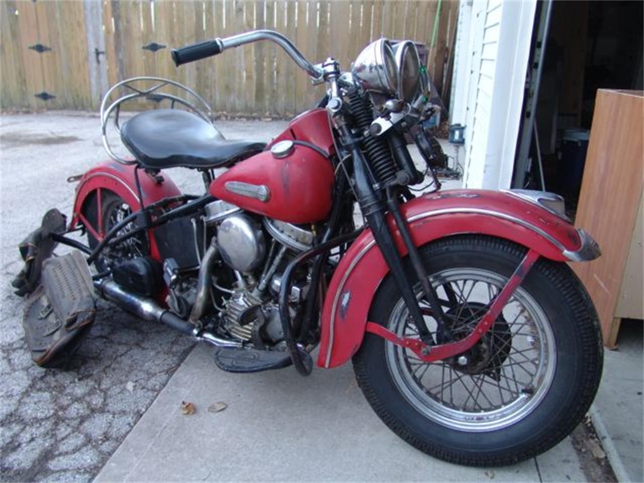 Harley Davidson Michigan >> 1948 Harley Davidson Panhead For Sale Classiccars Com Cc 1193461
