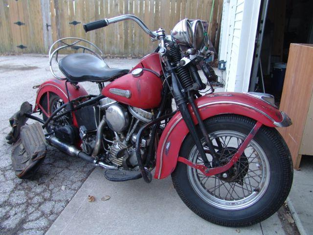 Picture of '48 Panhead - PKVP