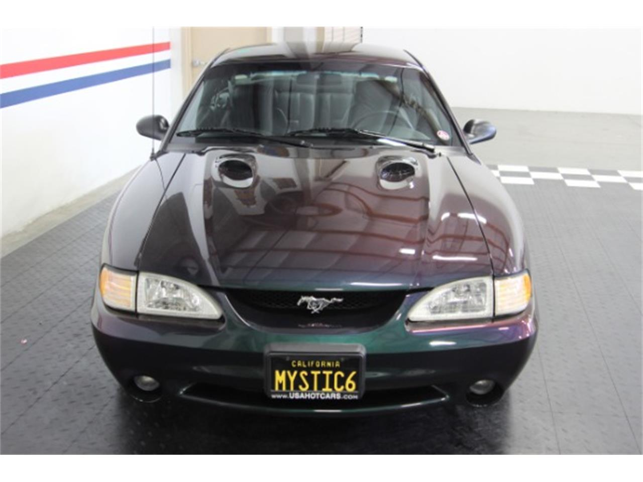 Large Picture of '96 Mustang SVT Cobra located in California - PKW8