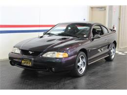 Picture of 1996 Ford Mustang SVT Cobra Offered by My Hot Cars - PKW8