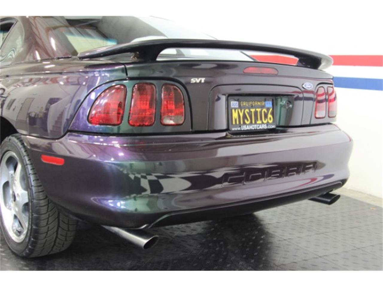 Large Picture of '96 Mustang SVT Cobra - $27,995.00 Offered by My Hot Cars - PKW8
