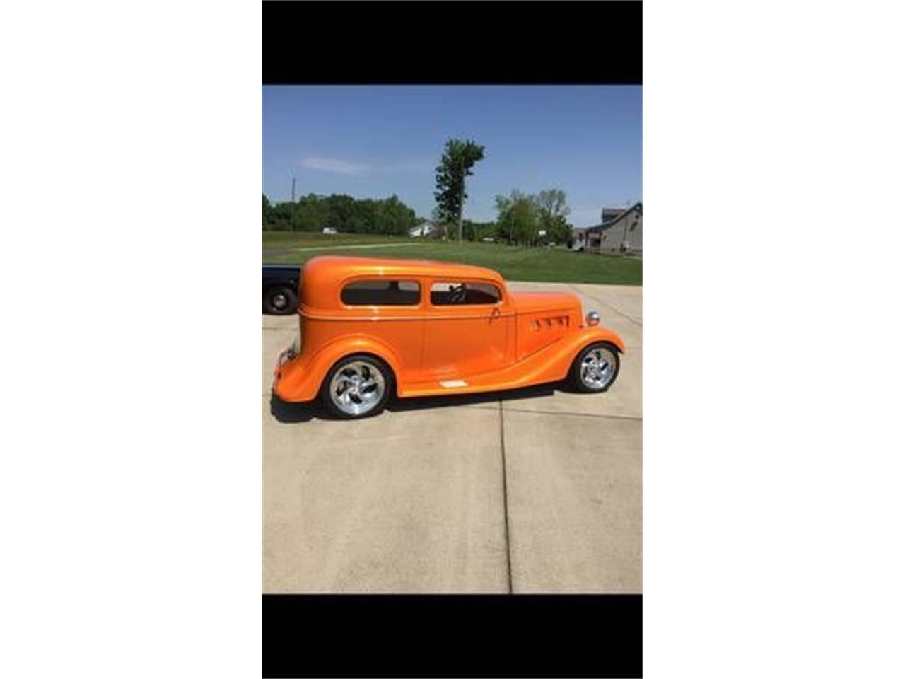 Large Picture of '34 Sedan Delivery - PKWH