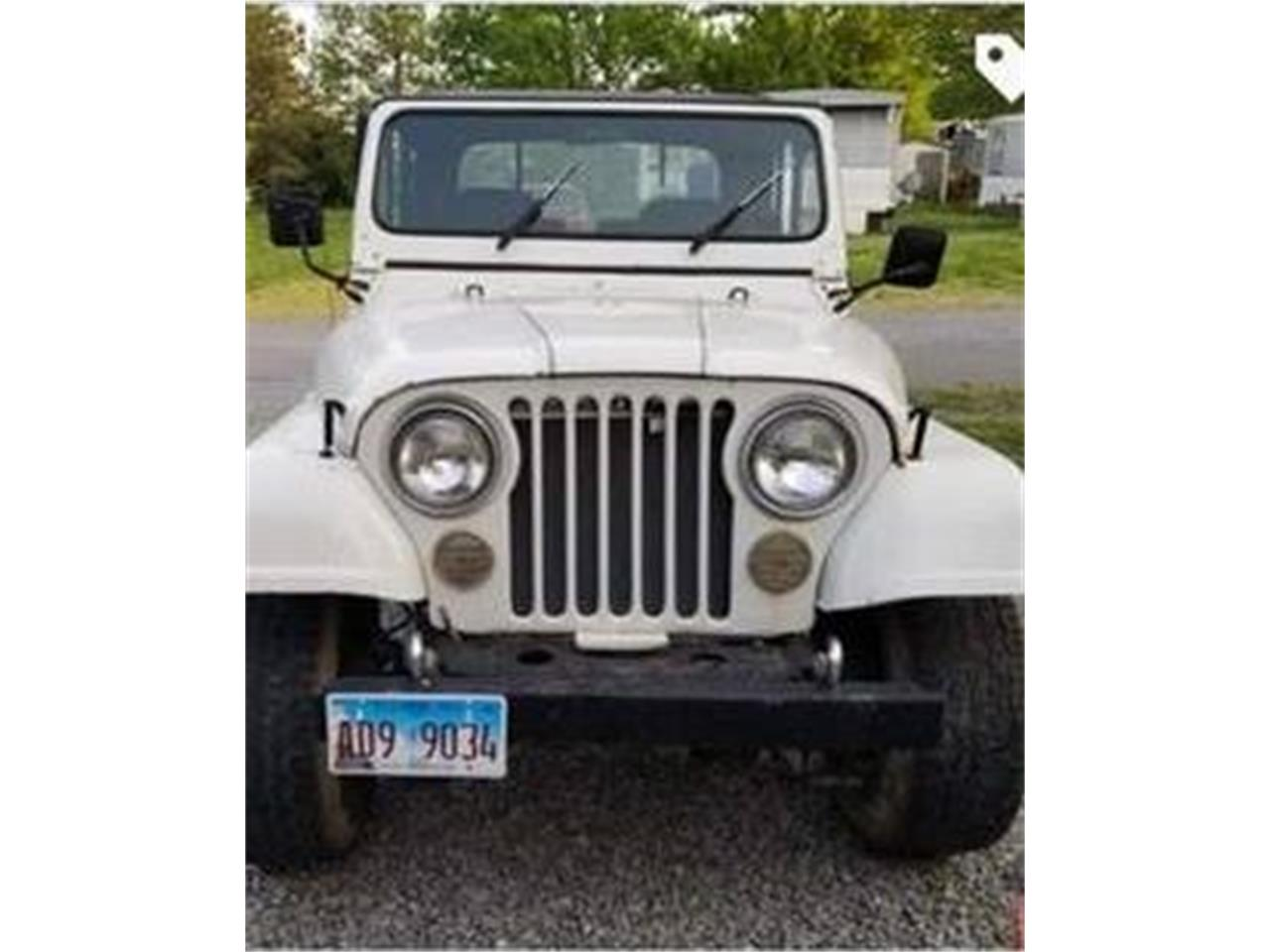 Large Picture of '77 CJ5 - PKWR