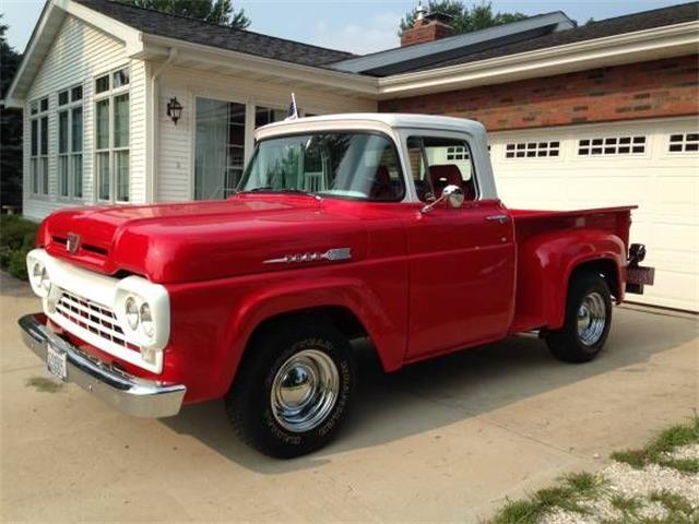 Picture of '59 F100 - PKWT