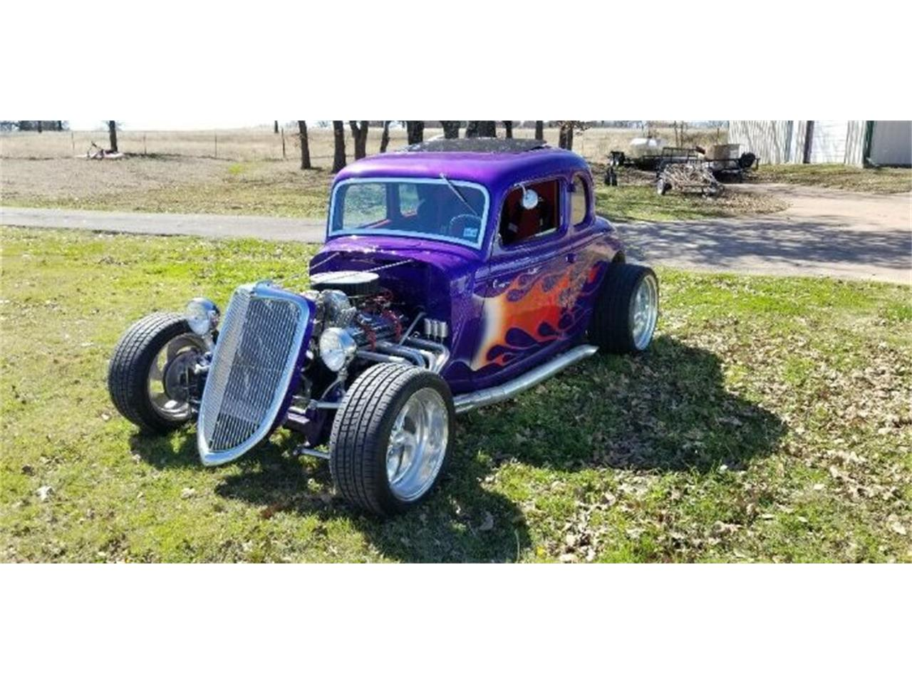 Large Picture of Classic '34 Ford Roadster - $33,995.00 Offered by Classic Car Deals - PKWW