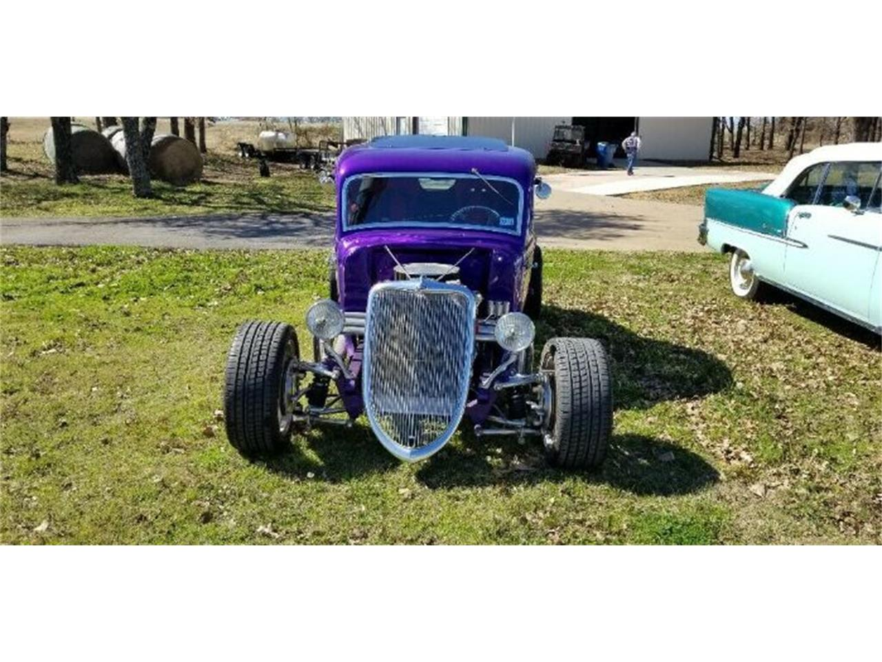 Large Picture of '34 Roadster located in Cadillac Michigan - $33,995.00 Offered by Classic Car Deals - PKWW