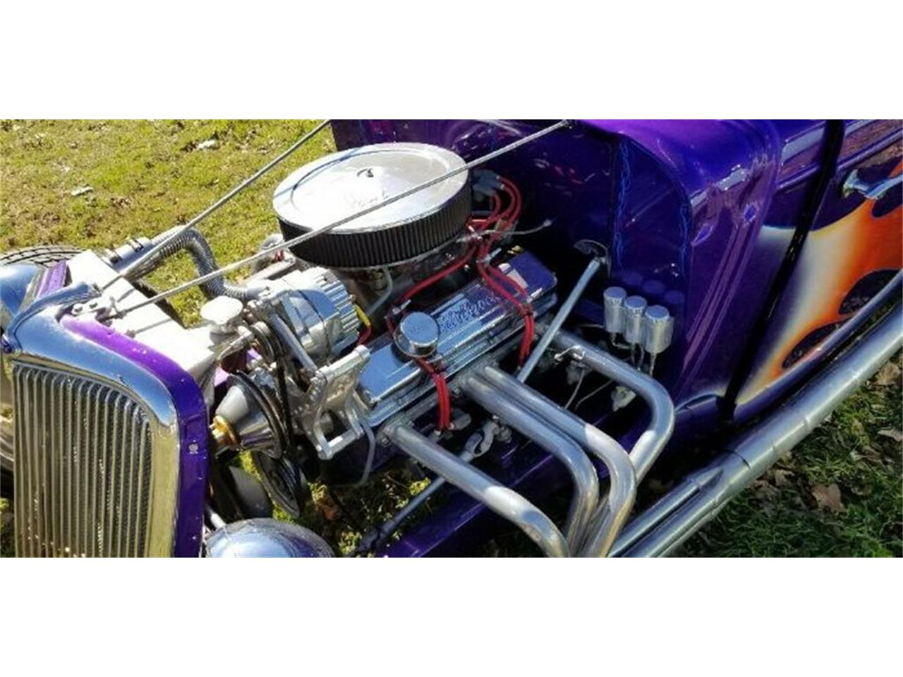 Large Picture of Classic 1934 Roadster located in Cadillac Michigan - PKWW