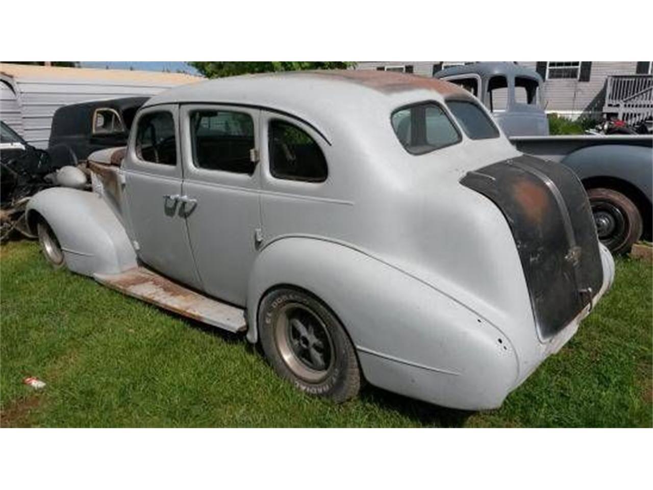 Large Picture of '37 Sedan - PKX5