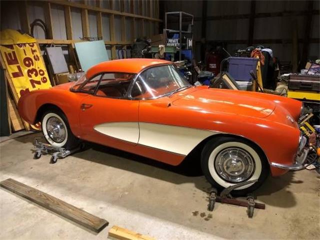 Picture of '56 Corvette - PKZ7