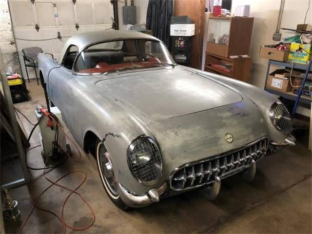 Picture of '54 Chevrolet Corvette located in Cadillac Michigan - $50,995.00 Offered by  - PKZ8