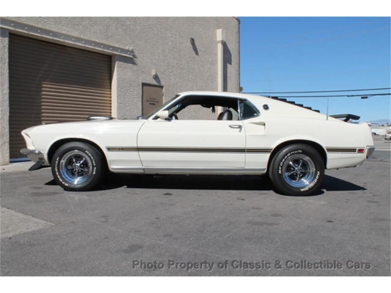 Large Picture of '69 Mustang - PI8K