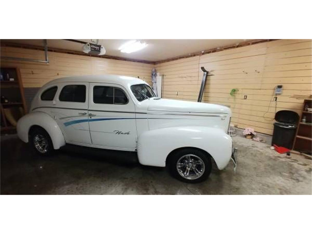 Large Picture of Classic 1940 Nash 4-Dr Sedan located in Michigan - PL0C