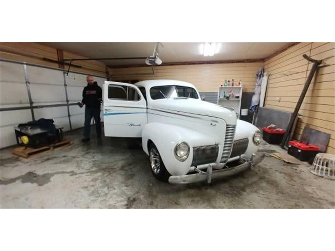 Large Picture of 1940 Nash 4-Dr Sedan located in Cadillac Michigan Offered by Classic Car Deals - PL0C