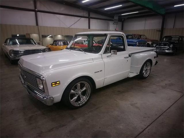 Picture of Classic '71 Chevrolet C/K 10 - $17,900.00 Offered by  - PL0I