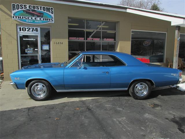 1967 Chevrolet Chevelle SS for Sale on ClassicCars com on