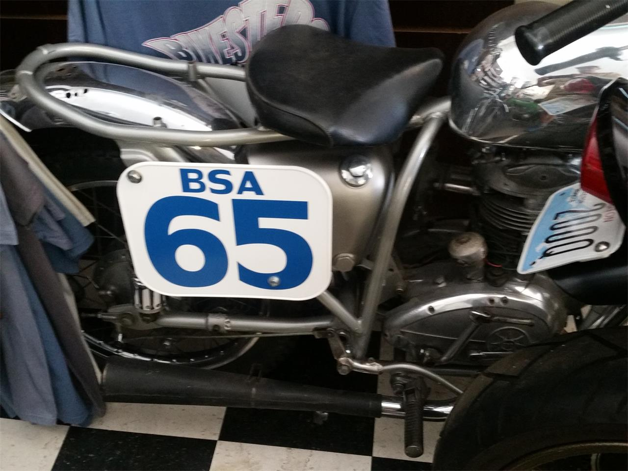 Large Picture of '65 Motorcycle - PL15