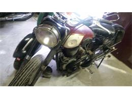 Picture of Classic 1956 Motorcycle - PL19
