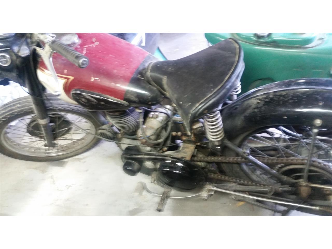 Large Picture of Classic 1956 Motorcycle - $3,495.00 - PL19