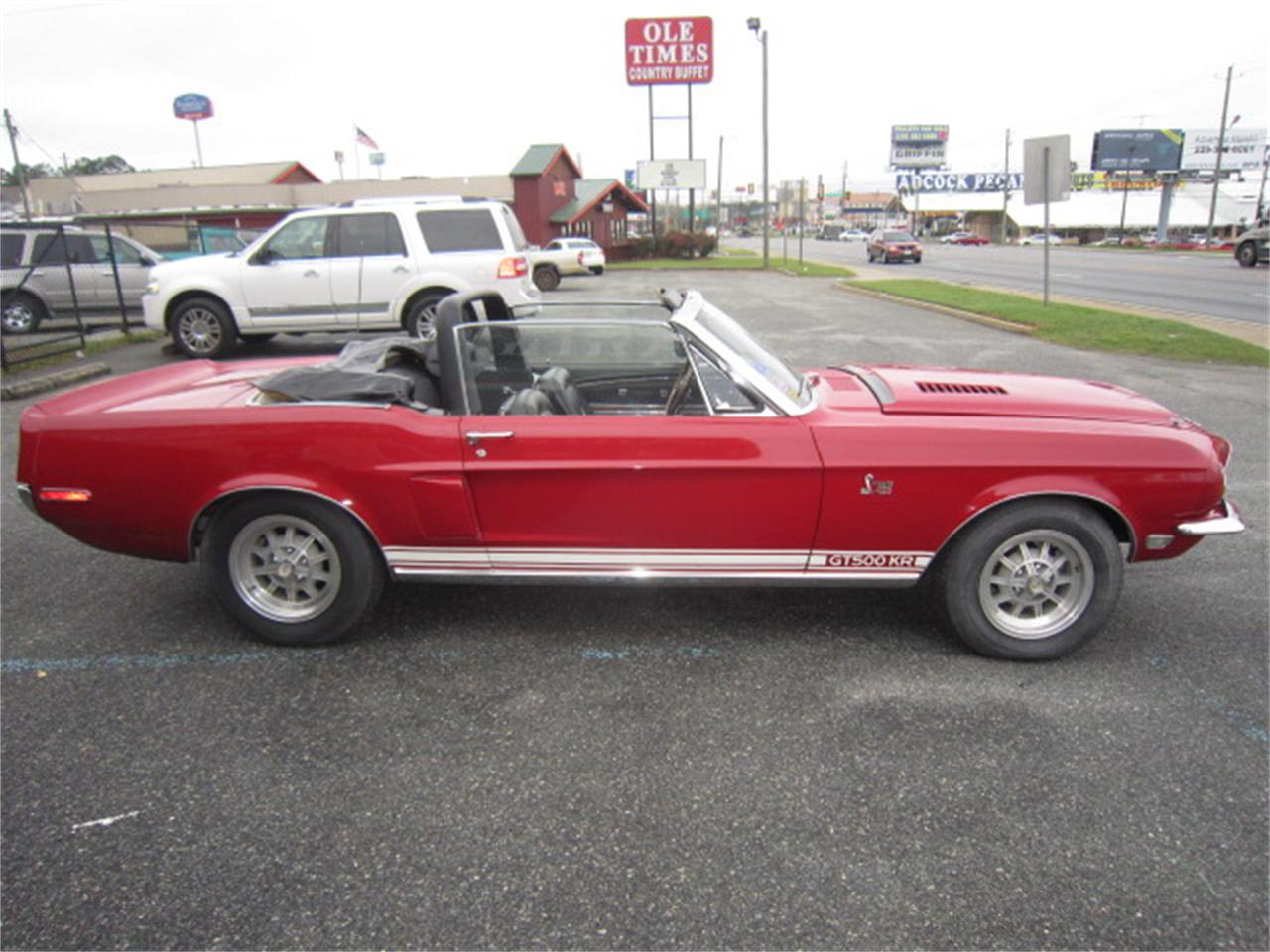 Large Picture of '68 GT500 - PL1Y