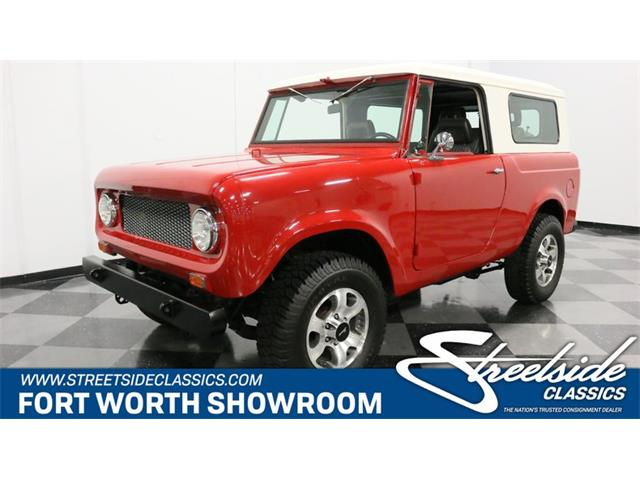 Picture of Classic '62 Scout located in Ft Worth Texas - $43,995.00 Offered by  - PL2M