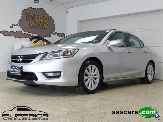 Picture of '13 Accord - PL2X