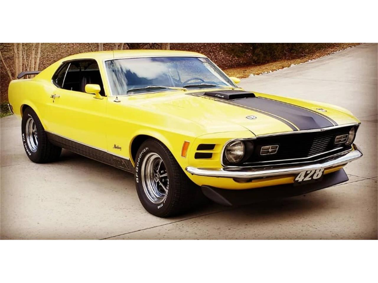 Large Picture of '70 Mustang - PL3A