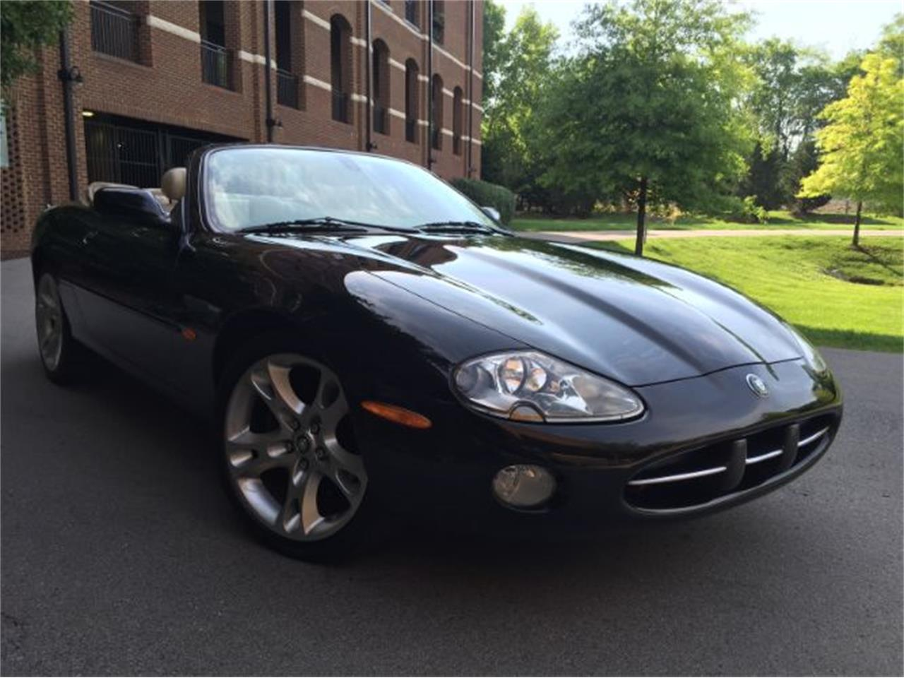 Large Picture of '03 XK8 - PL3C