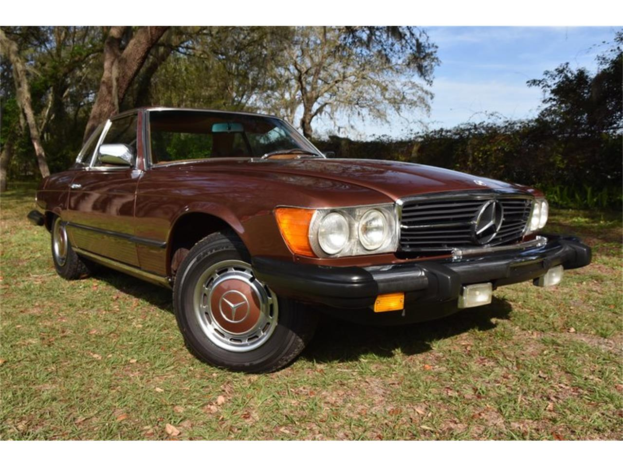 Large Picture of '77 450SL - PL49