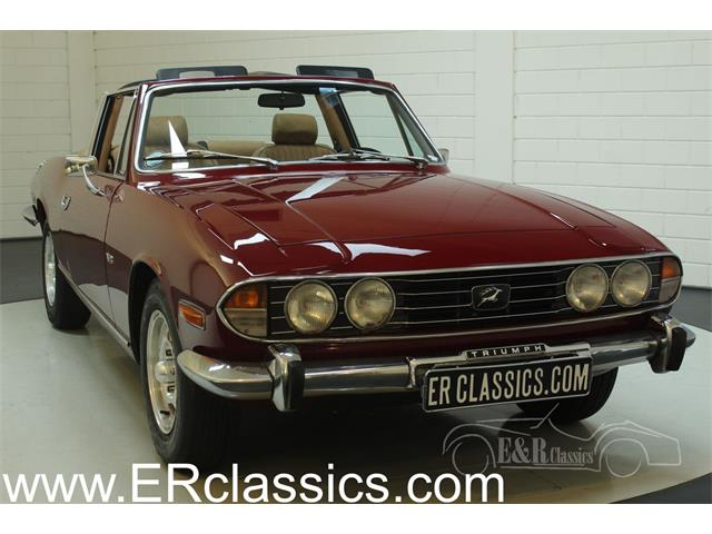 Picture of '75 Stag located in Waalwijk - Keine Angabe - - PII7