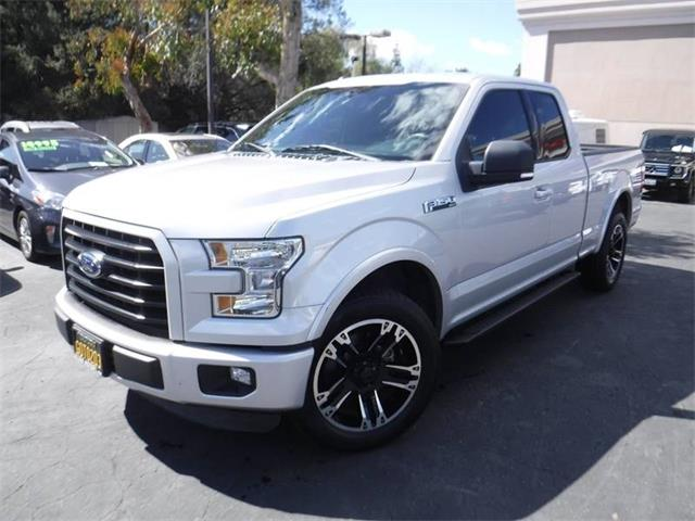 Picture of '15 F150 - PL5Y