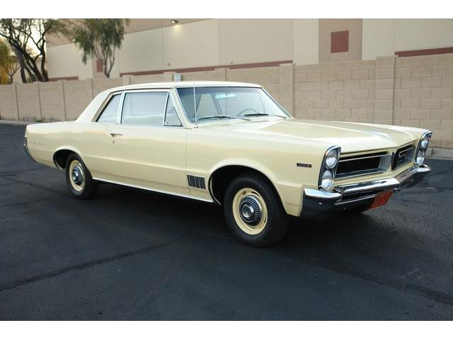 Picture of Classic '65 Pontiac LeMans Auction Vehicle Offered by  - PL69