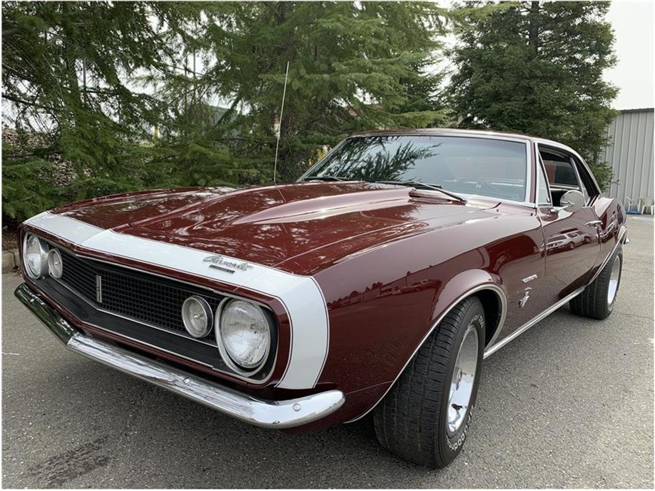 Large Picture of '67 Camaro Offered by Hayes Classics - PL6F