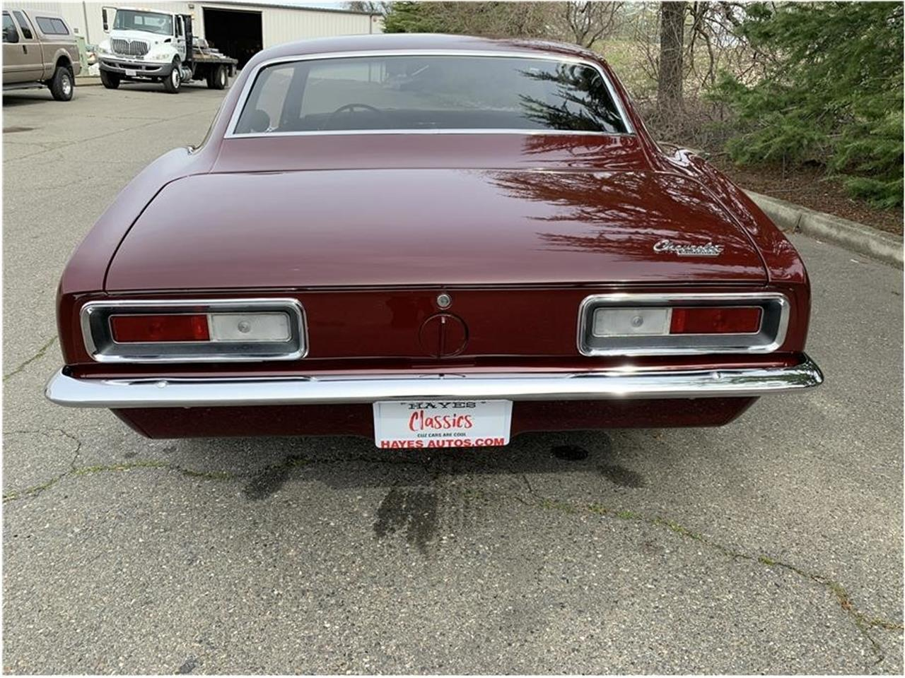 Large Picture of 1967 Camaro located in Roseville California - $37,000.00 - PL6F