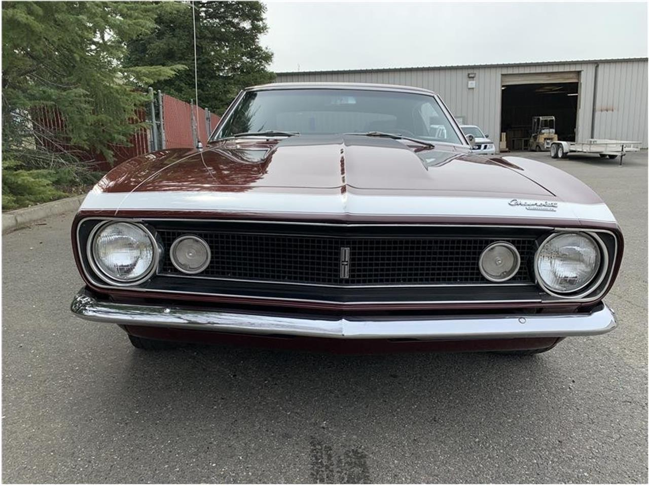 Large Picture of 1967 Chevrolet Camaro Offered by Hayes Classics - PL6F