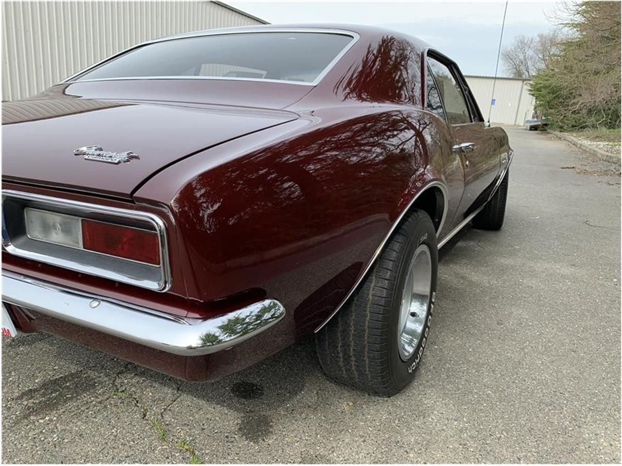 Large Picture of 1967 Camaro - PL6F