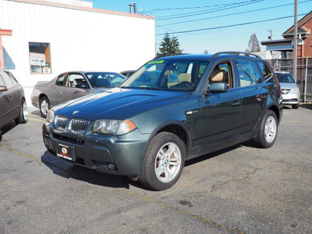 Picture of '06 BMW X3 located in Tacoma Washington Offered by  - PL6M