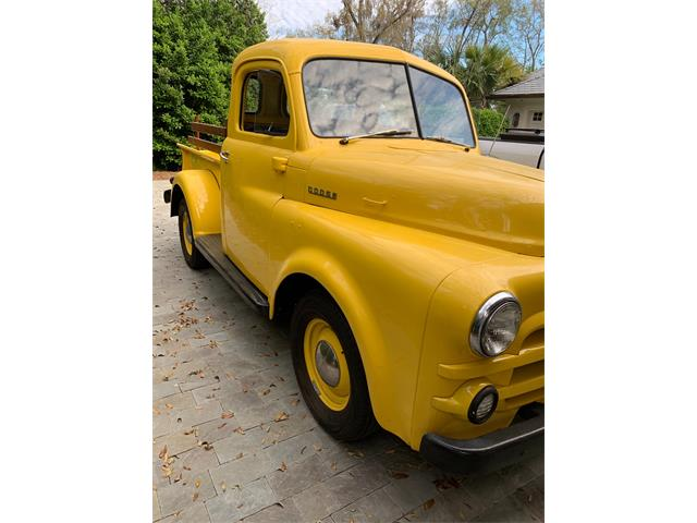 Picture of '52 Dodge B3 located in Florida - $15,000.00 Offered by a Private Seller - PL74