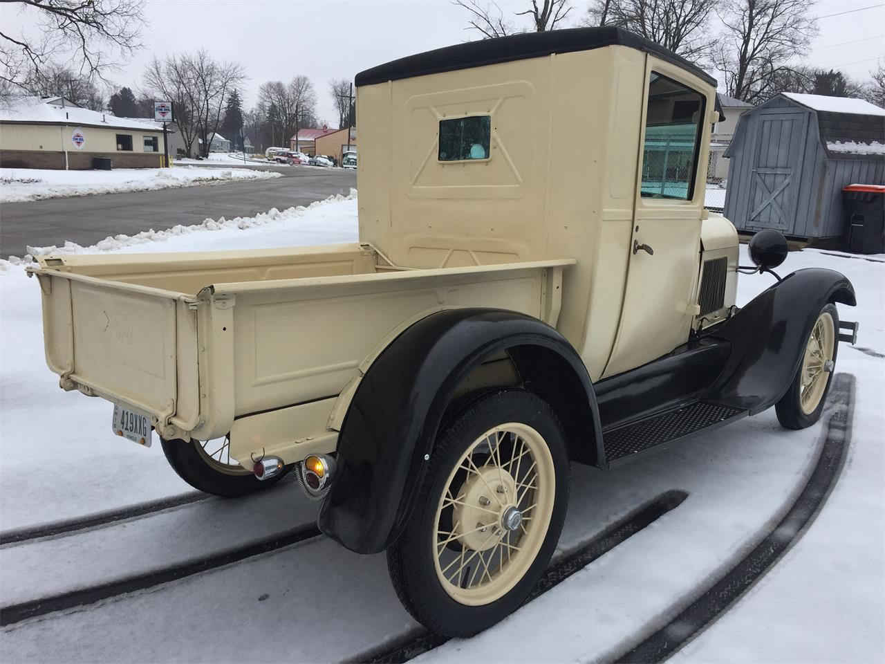 Large Picture of '29 Pickup - PL76