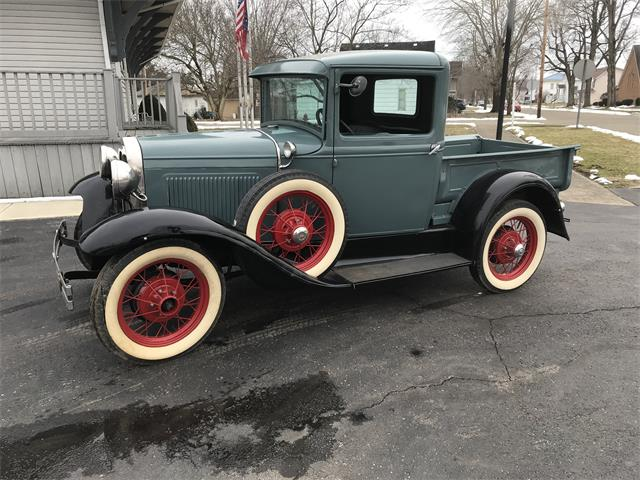 Picture of '31 Ford Pickup located in Utica - $18,000.00 - PL7A